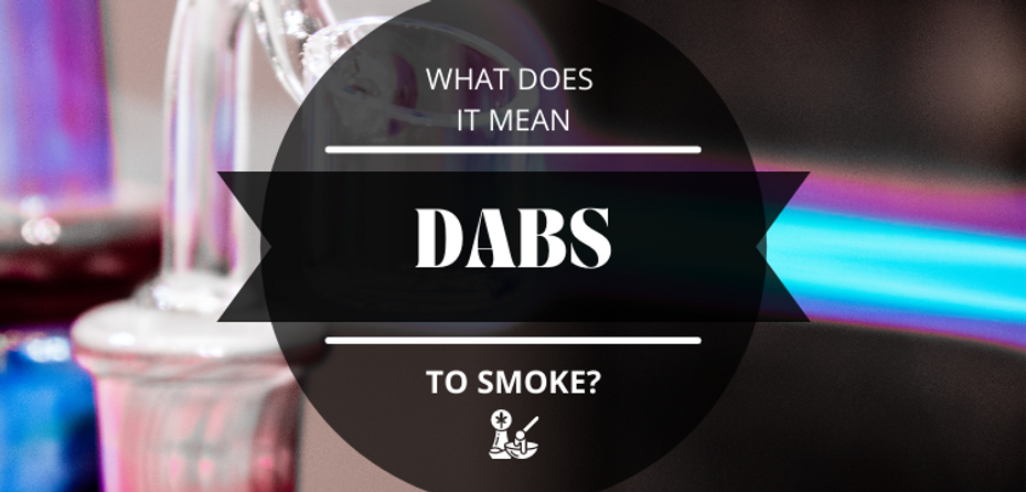 What is Smoking Dabs?