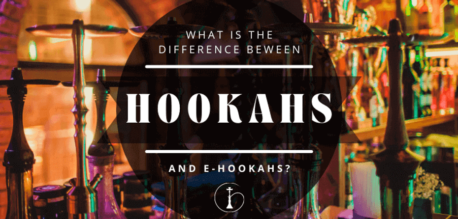 What's the Difference Between a Hookah and an E-Hookah?