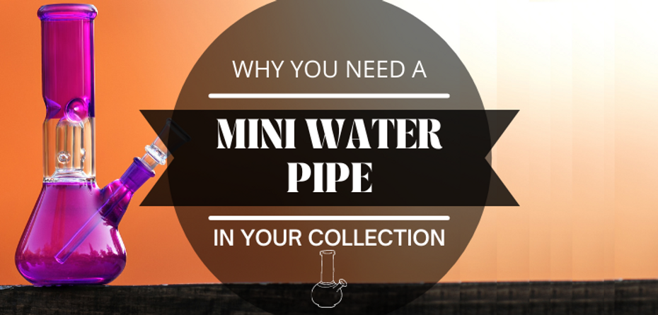 5 Reasons Why You Need a Mini Water Pipe in Your Collection