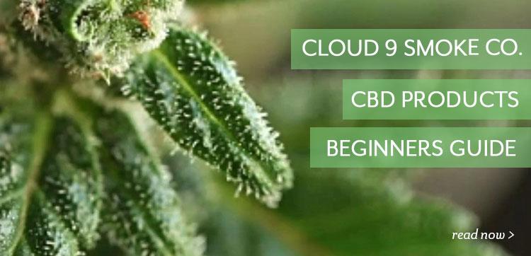 Cloud 9 Smoke Co. Official Beginners Guide to CBD