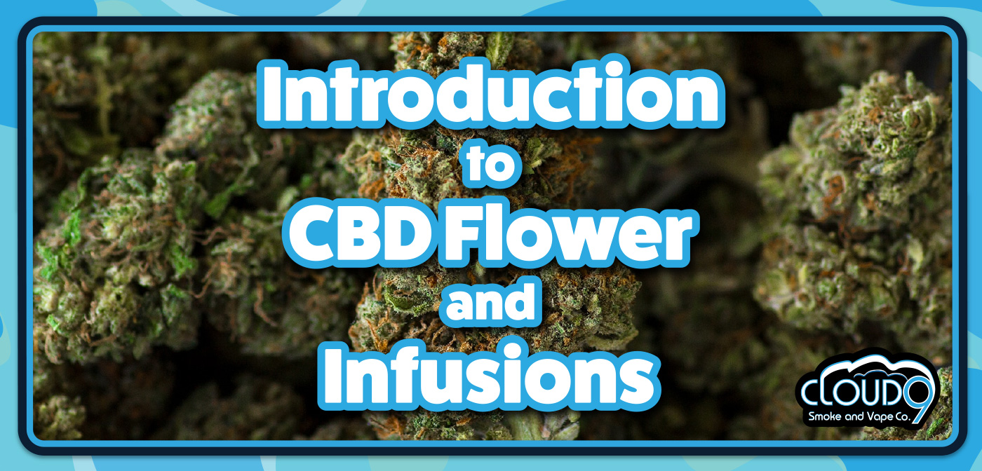 Introduction to CBD Flower & Infusions