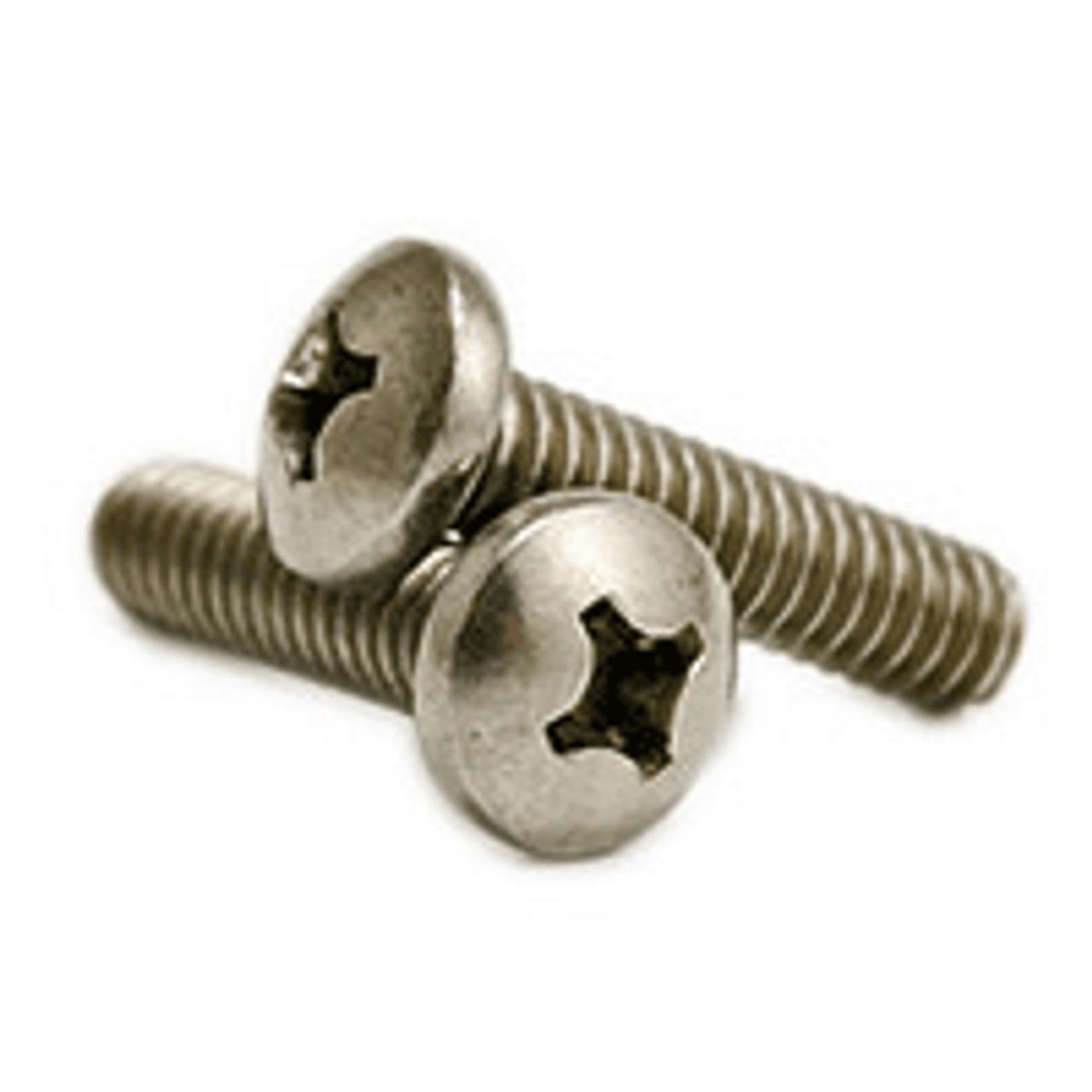 Bolzen Mounting Set Nuts /& Bolts Phillips Head Pan Head