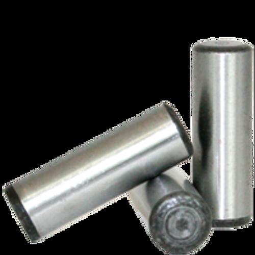 M20 x 90 mm Dowel Pins Alloy DIN 6325 (50/Bulk Pkg.)