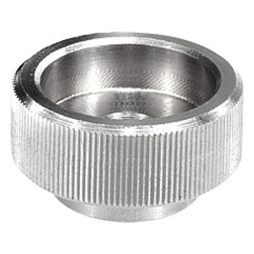 M5107.3(20pcs) Knurled Nut 5mm Closed End Inlay Knurled Copper Nut Fastener Accessory Embedded Knurled Nut Set Blind Knurled Nut