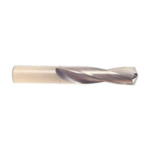 # 18 Solid Carbide, 135-Degree Point Screw Machine Length Drill Bit, USA (Qty. 1)