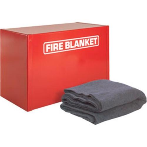 "JL Industries Fire Blanket Cabinet (Empty) 10""H x 16""W x 7 5/8""D"
