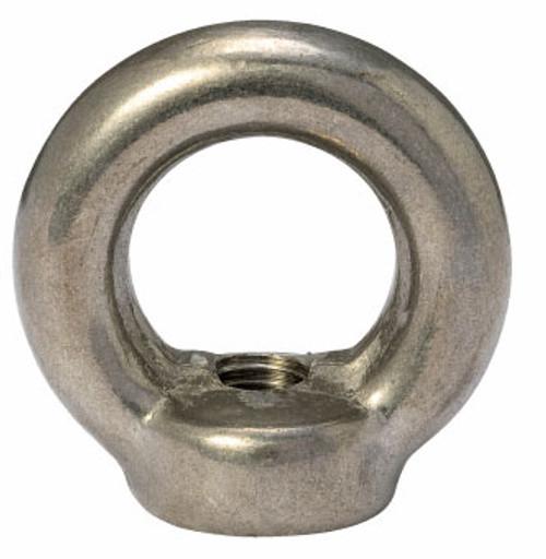 M10-1.50 DIN 582 Forged Eye Nuts, Plain (180/Pkg)