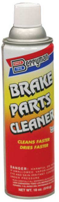 Berryman Brake Cleaner, 19 oz Aerosol Can, 12 CN, #1420