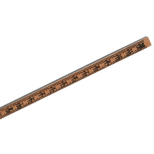 Bagby Gage Stick Gage Poles, 12 ft, 2-Piece, 1 EA, #AG122