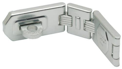 American Lock Double Hinge Hasps, 1 3/4 in W x 7 3/4 in L, 6/BX, #A885