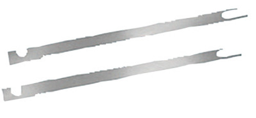 Bosch Tool Corporation Blade Pairs, 12 in Length, 1/PR, #2607018012
