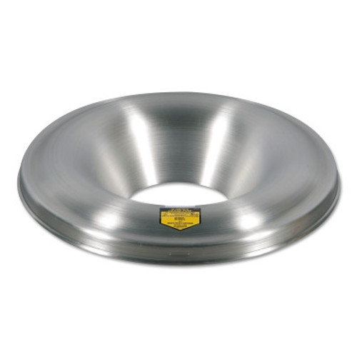 Justrite Cease-Fire Parts - Heads Only, Cover w/Hole, For 30 gal. Drums, 19 7/8 in, 1/EA, #26530