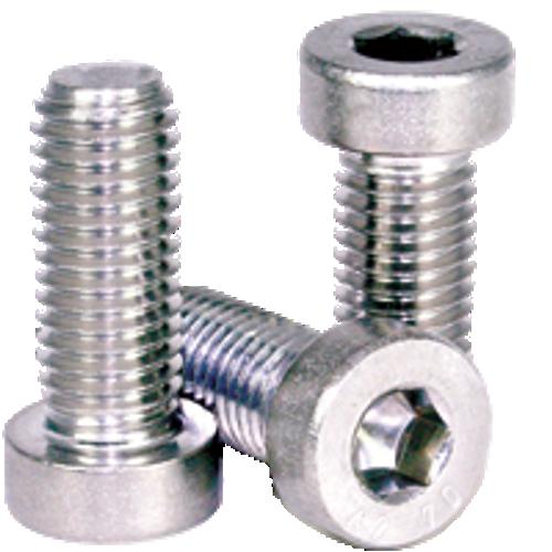 75 Thread Size M12-1 Low-Profile Socket Head Screw Alloy Steel