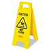 Caution signs for construction job sites at AFT Fasteners