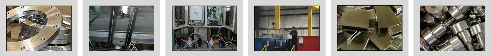 Electroless Nickel Services at AFT