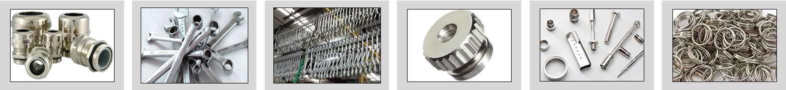 Nickel Plating Services at AFT