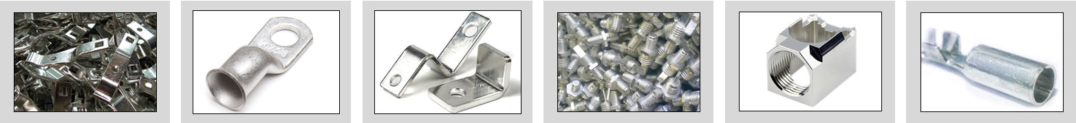 Tin Plating Services at AFT