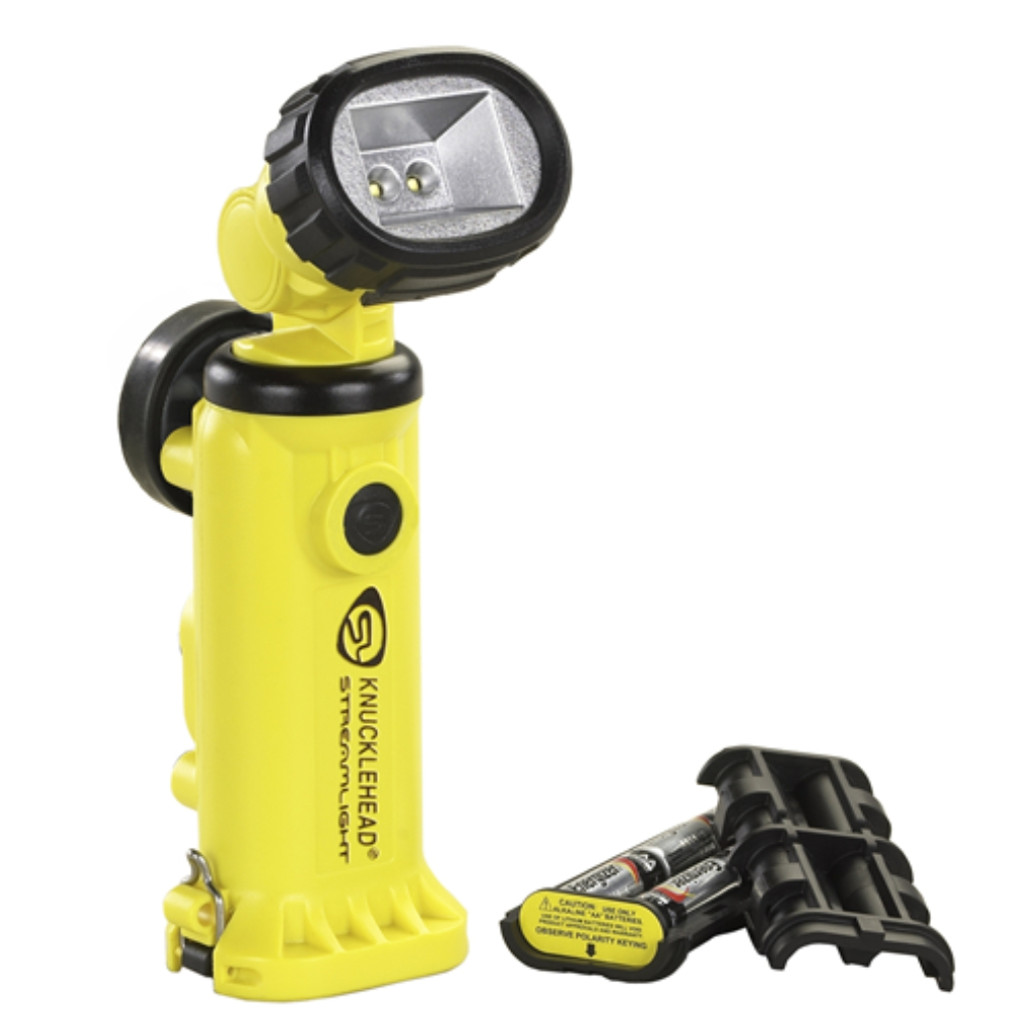 Streamlight Knucklehead Flashlight - Alkaline 4AA (YELLOW)