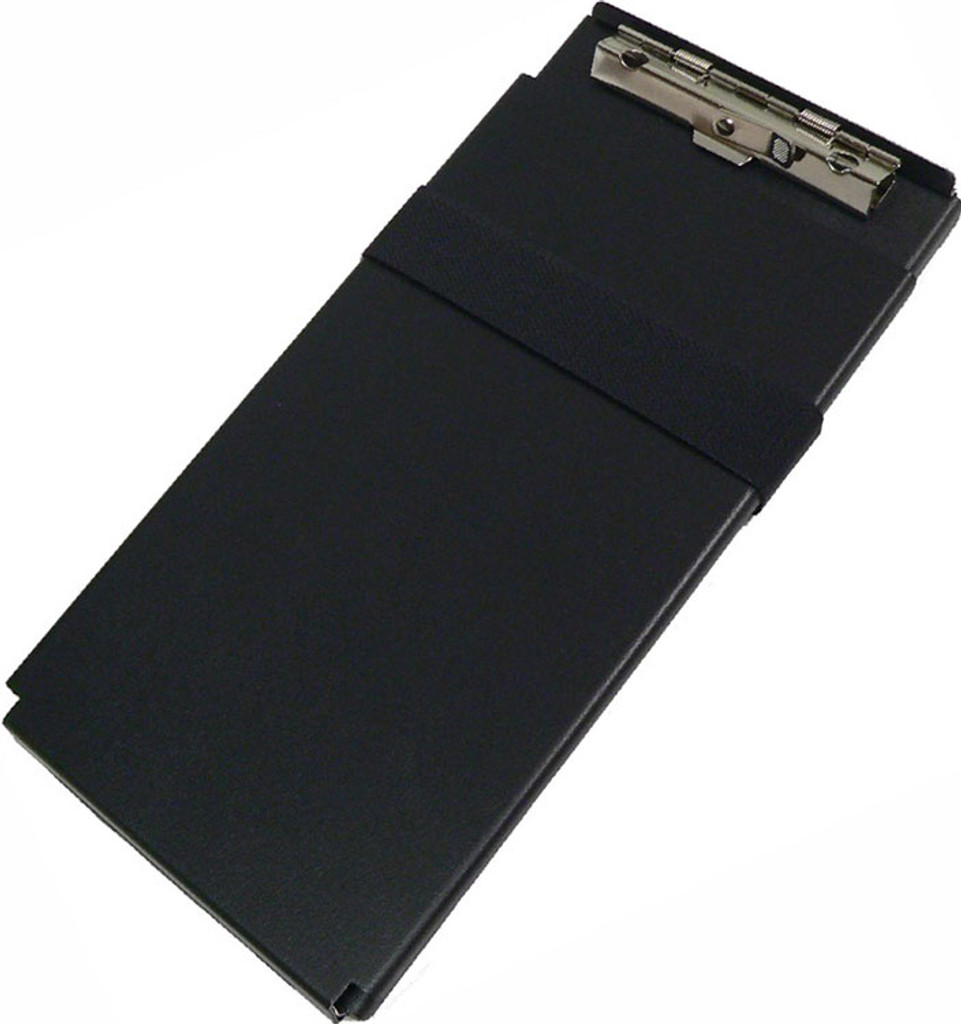Posse Box Ticket Tender Citation Holder (Black)