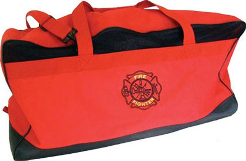 Firefighter Gear Bag with Mesh