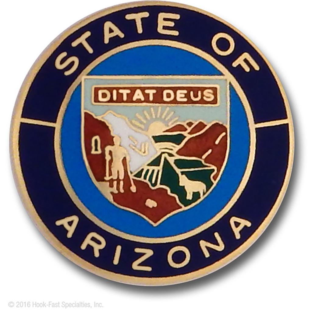 Hookfast State Seal Arizona