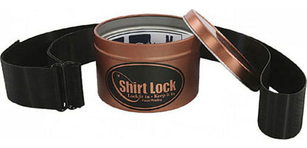 Shirt Lock Sticky Belt (Lifetime Warranty)