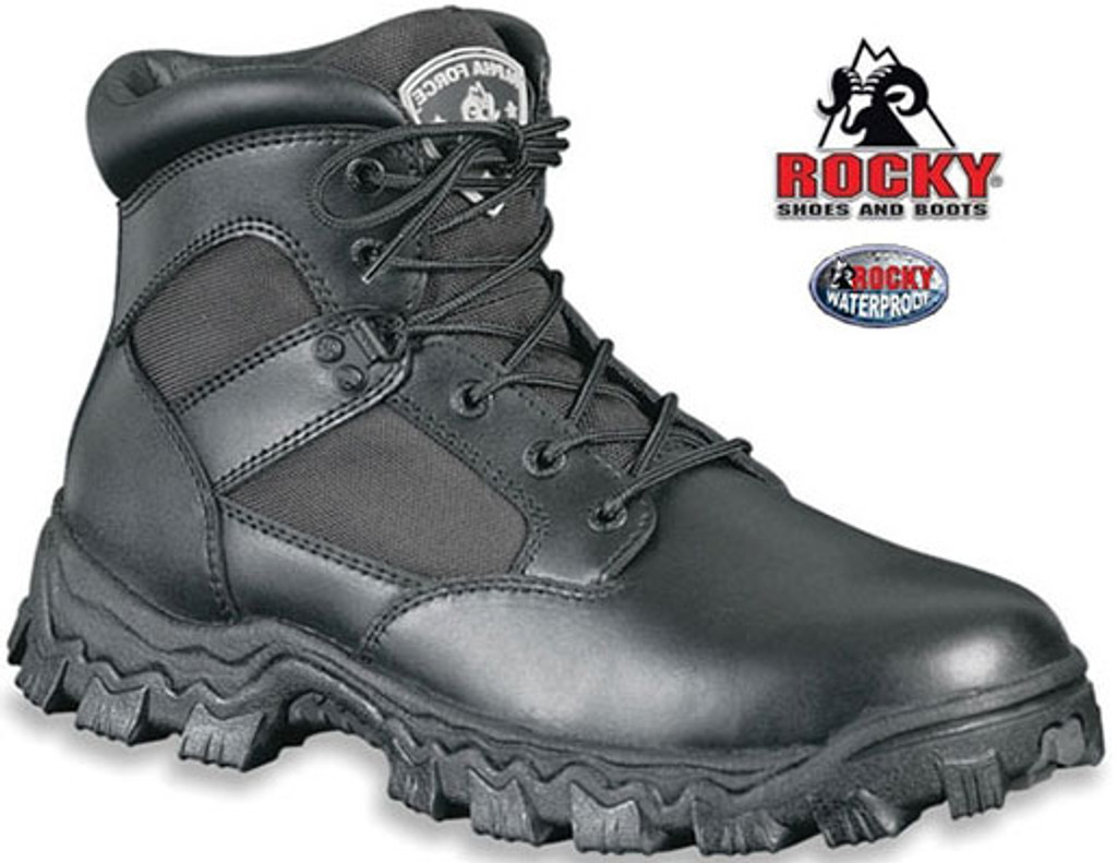 Rocky AlphaForce Mid WATERPROOF Duty Boot