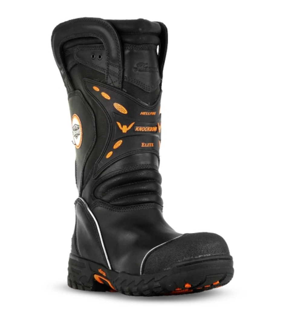 "Thorogood KNOCKDOWN ELITE – MEN'S 14"" STRUCTURAL BUNKER BOOT"
