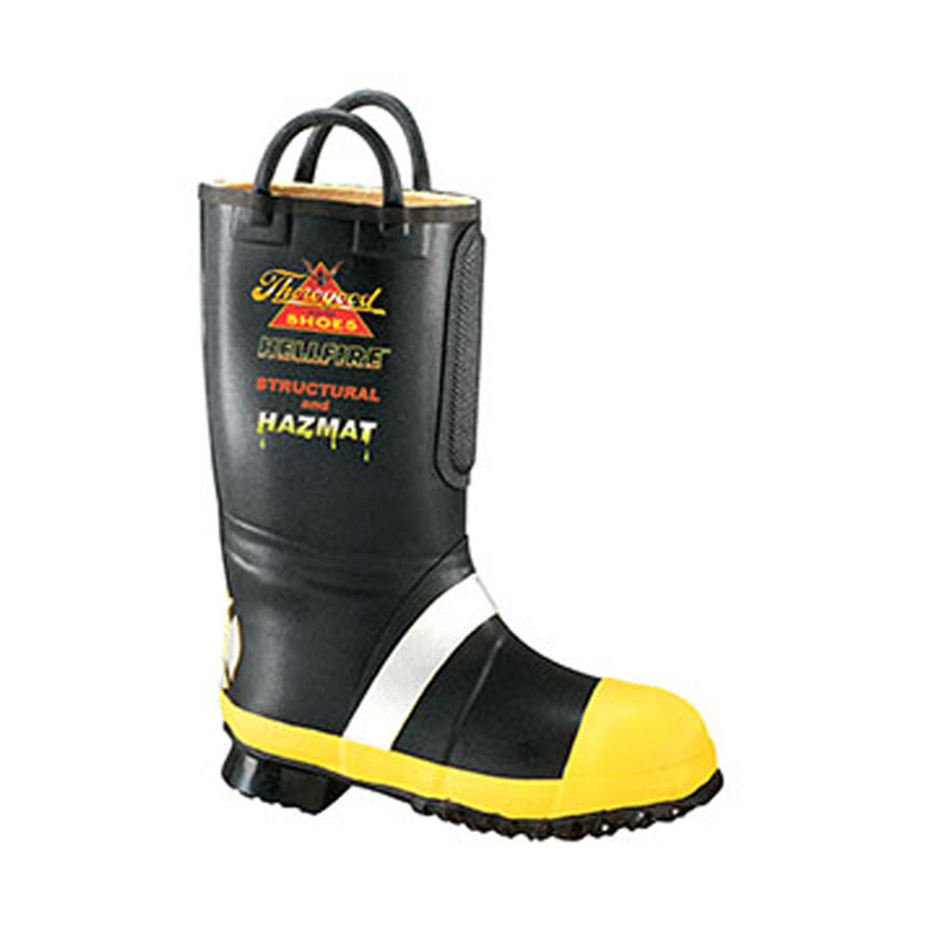 Thorogood WOMEN's Hellfire Rubber Insulated / Calendered sole Boot