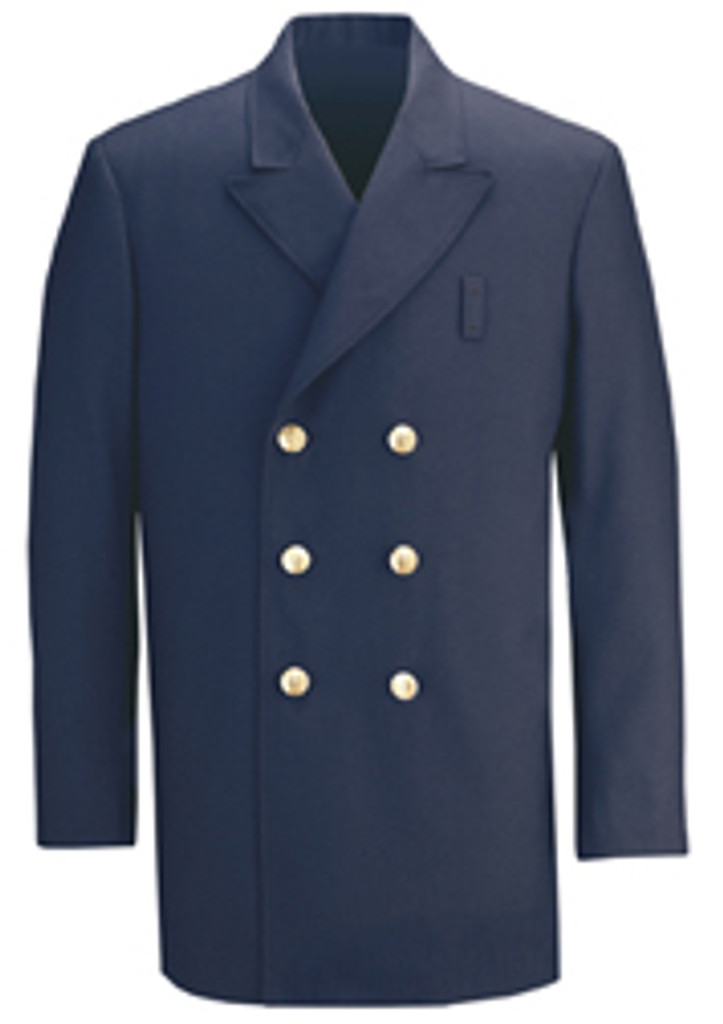 546 FD DOUBLE-BREASTED BLOUSE COAT 100% Polyester