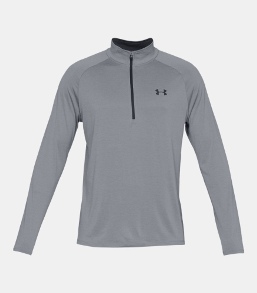 Under Armour Tech 2.0 1/2 Zip  Long Sleeve Shirt
