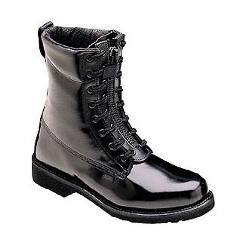 "Thorogood 8"" Front Zip Uniform Boot **CLEARANCE**"