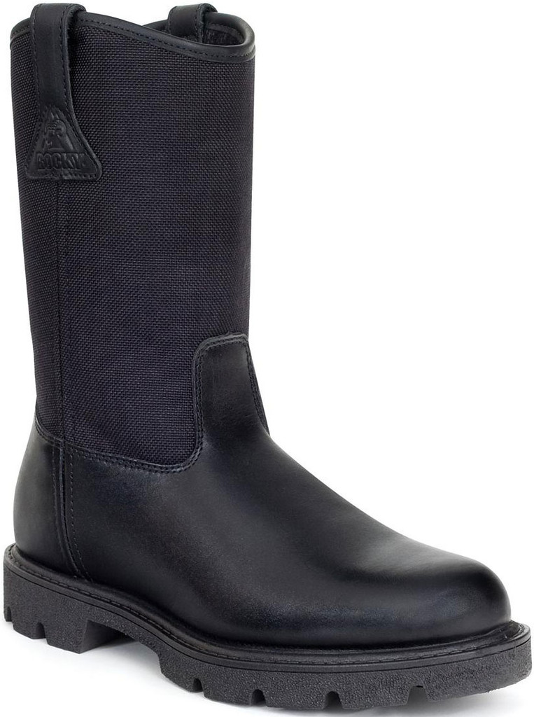 "Rocky 10"" Duty Wellington Boot [30% OFF] - Size 11 EXTRA WIDE"