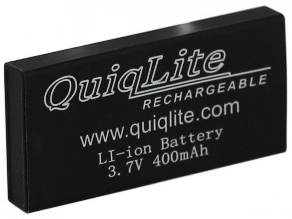 Replacement Battery for QuickLite X flashlight