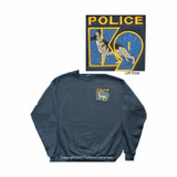 Police K9 Embroidered Sweatshirt