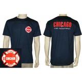 Chicago Fire Department Duty T-Shirt