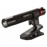 Coast G15 LED Inspection Beam Clip On Light - Black