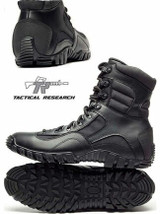 Tactical Research Lightweight Black Khyber Boot  View