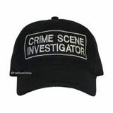 Crime Scene Investigator HAT (Box Style)