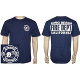 Long Beach Fire Department Duty T-Shirt