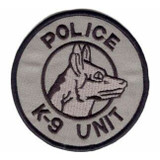 K-9 Unit Patch (Subdued)