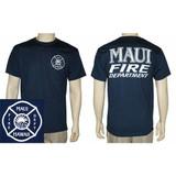 Maui Fire Department Duty T-Shirt