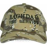 Baghdad Fire Service HAT (FLEX-FIT Desert Camo)