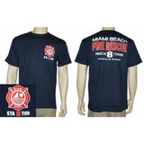 Miami Beach Fire Rescue STATION 8 Duty T-Shirt