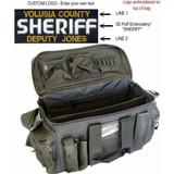 Custom Sheriff Deluxe Gear Bag