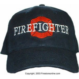 FIREFIGHTER HAT (Navy)