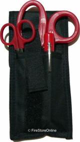 EMS ColorMed Holster Set - Red