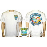 Key Largo Fire Department Duty T-Shirt (White - Short Sleeve)