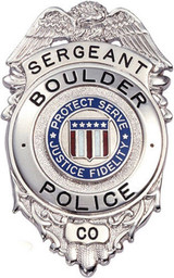 """Hookfast Badge QS-B5318 (3""""h x 1 3/4""""w)"""