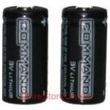 Battery - Lithium 3V Disposable [EACH]